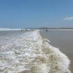 amazing waves in nosara!