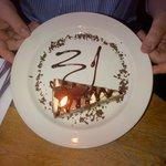 Dessert for my Husband's birthday x