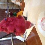 Strawberry Daiquiri - Huge and tasty!