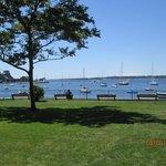 view of Newport Harbor