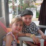 Luke and Olivia