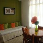Sitting area room 34