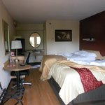 Foto de Red Roof Inn Virginia Beach