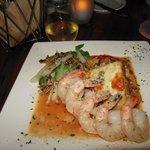ah the shrimp dish