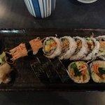 great vegetarian sushi