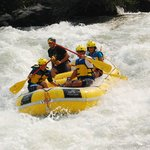 Rogue River rafting with Ingigo Creek Outfitters