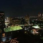 22階から幕張新都心の夜景