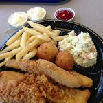 Fish and Chiken Combo