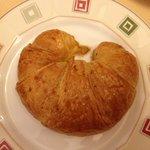 A yummy croissant
