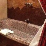 mi bañera :)