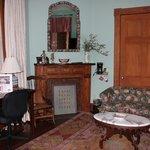 Aurora room sitting area