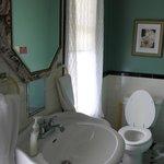 Aurora Room Bathroom