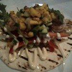 shrimp taco app...amazing!