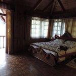 Inside Super machaan - Honeymoon room bed