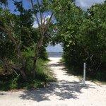 lighthouse beach from diffrent area...Sanibel FL