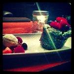 Gluten free Chocolate lava cake