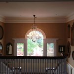 Main Stairway in the Lodge