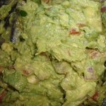 Table Made Guacamole