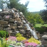 Miniature Golf and beautiful landscaping