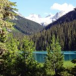 Joffre Lake number 2 : worth the hike !
