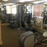Fitness center/Laudry room