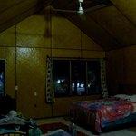Inside Garden Bunglaow