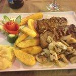 600g T-Bone Steak