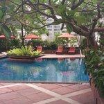 Richwood Garden Hotel Foto