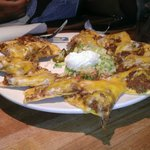 These nachos were so good!!!