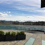 vista of the port