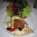 chargrilled snapper