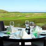 Wunderbarer Blick auf den Golfplatz