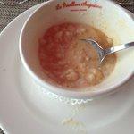 le riz au lait Beurk !!!