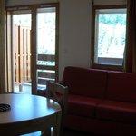 Studio-mezzanine