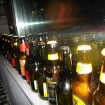 Greek microbreweries and international beers all at Zythodon