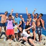 Excursion zu Cala Brafi und Cala Estreta