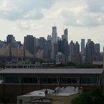 NYC Skyline from the Nesva 6th floor