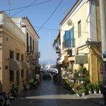 Agina Town