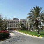 Anfahrt Hilton Ras Al Khaimah
