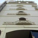 Building's external facade