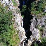 la cascade d'Arifat