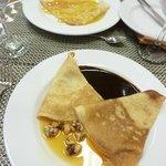 Bretonne Creperie crepes...yummy!