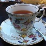 Welcome tea - Roobios tea