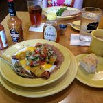 The Breakfast Bowl at Tupelo Honey Cafe