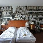 Chambre double standard de l'hôtel
