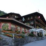 Hotel Silberhorn, Lauterbrunnen, Switzerland