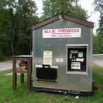 Wood vending