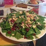 The Cape Cranberry - One of the best salad's I've ever eaten!!!!