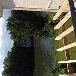 Vue de la terrasse   CH804