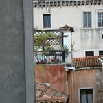 Vista de uma das janelas